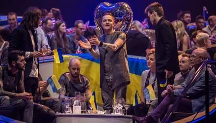 O.Torvald впервые прокомментировали результаты Евровидения-2017