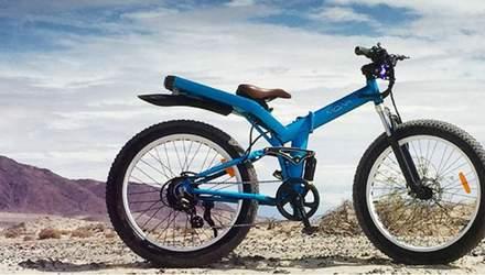 Унікальний електровелосипед, створений як для бездоріжжя, так і для прогулянок містом