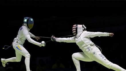 Спорт IQ. Фехтование