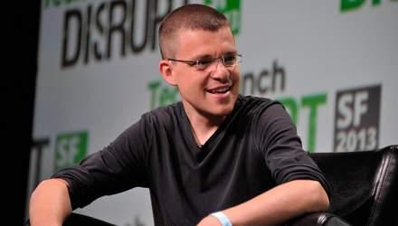 Макс Левчин – соучредитель платежной системы PayPal