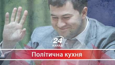 Видовищне повернення Романа Насірова у політичну гру