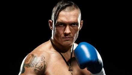 Олександр Усик – український отаман на світовому боксерському рингу