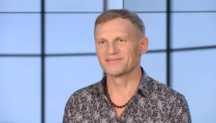 Олег Скрипка: Во Франции я почувствовал себя украинцем