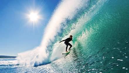 Серфінг – спорт для тих, хто не уявляє свого життя без хвиль