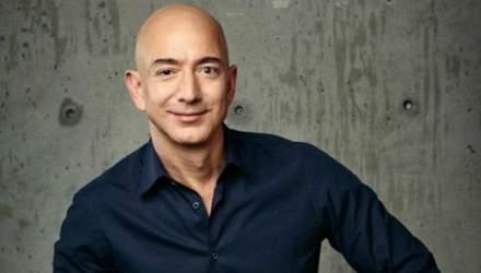 """Джеф Безос – засновник успішної інтернет-компанії """"Amazon"""""""
