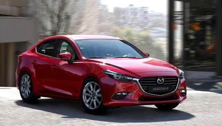 Чи можна довіряти системам безпеки в Mazda 3