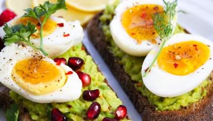 Что приготовить из авокадо на завтрак: три идеи