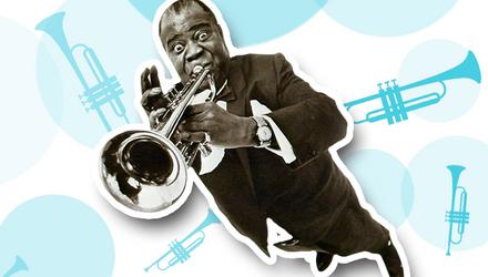 День народження Луї Армстронга: 5 найвідоміших хітів легенди джазу
