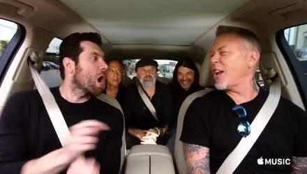Metallica заспівала пісню з мультика в ефірі шоу: кумедне відео