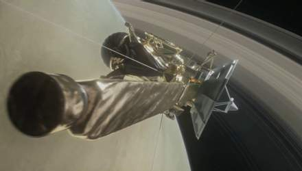 Космічний зонд перед самознищенням розкрив таємницю кілець Сатурна