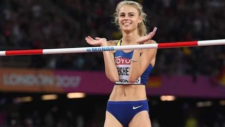 Юлія Левченко стала найкращою спортсменкою України у серпні