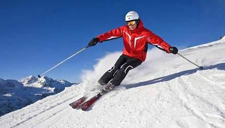 Спорт IQ. Гірські лижі