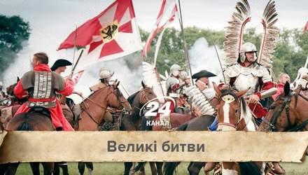 Великие битвы. Как сине-желтый флаг вошел в историю Грюнвальдской битвы