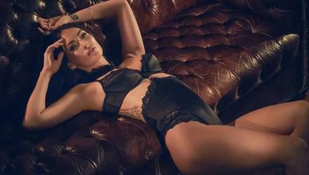 31-річна Меган Фокс знялася в спокусливій рекламі нижньої білизни: фото