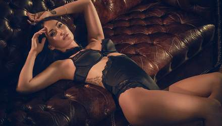 31-летняя Меган Фокс снялась в соблазнительной рекламе нижнего белья: фото