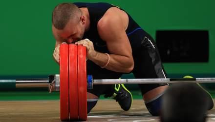 Сборную Украины по тяжелой атлетике отстранили от международных соревнований за допинг