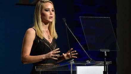 Ганебно і принизливо: Дженніфер Лоуренс розповіла про кастинги в Голлівуді