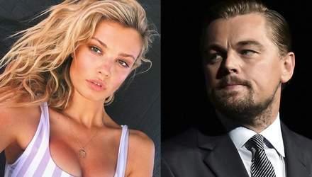 Леонардо Ді Капріо знайшов нову дівчину: сексуальні фото моделі