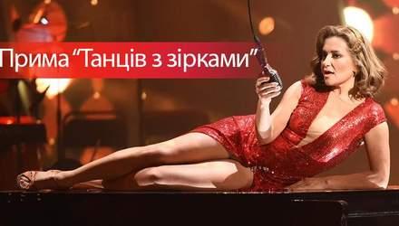 """Победительница """"Танцы со звездами 2017"""" Наталья Могилевская: карьера и жизнь артистки"""