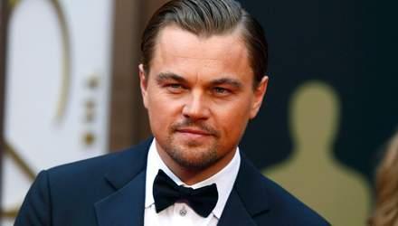 Леонардо Ді Капріо – актор, який бореться із власним іміджем красеня