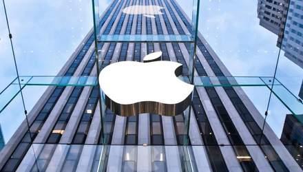 Компанія Apple встановила абсолютний рекорд ринкової вартості