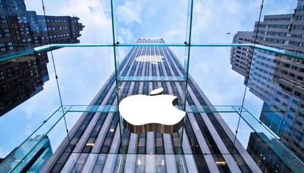 Компания Apple установила абсолютный рекорд рыночной стоимости