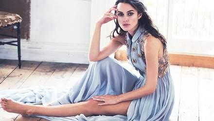 Кіра Найтлі вперше заспівала в рекламі Chanel: відео