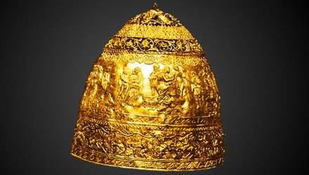 Золота тіара – виріб одеського ювеліра, який спричинив один із найгучніших скандалів в Європі