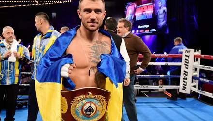 Ломаченко дал первый комментарий после боя с Ригондо