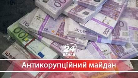 """Як Україна """"пожертвувала"""" 600 мільйонами євро за безкарність копуціонерів"""