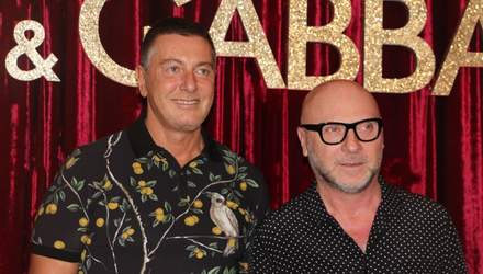 Dolce & Gabbana – один із найвпливовіших чоловічих брендів