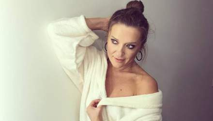 Наталя Могилевська показала обличчя без макіяжу: фото