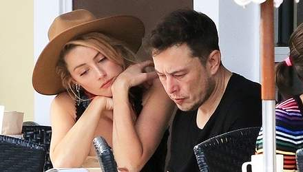 Илон Маск и Эмбер Херд снова вместе, – СМИ