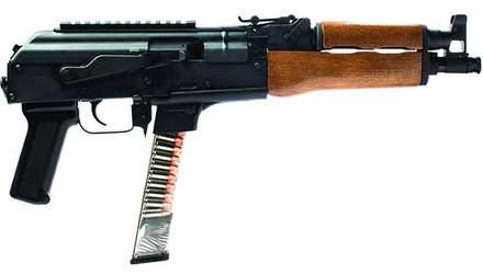"""Техника войны. Американцы """"скрестили"""" Glock и """"калаш"""". Модернизированный пикап для спецназа"""