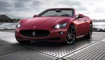 Maserati – легендарний італійський виробник ексклюзивних авто