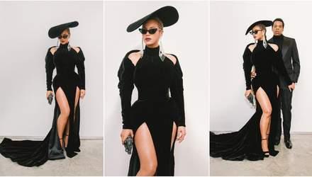 Грэмми-2018: что нужно знать о роскошном платье Бейонсе на церемонии