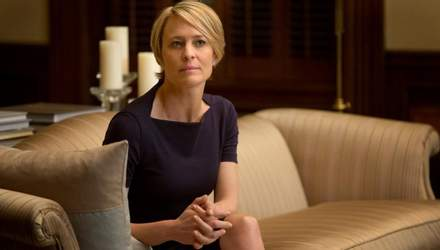 """Netflix відновив зйомки над серіалом """"Картковий будинок"""""""
