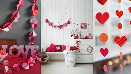 3 совета, как романтично украсить дом ко Дню Валентина