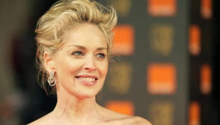 Шерон Стоун розповіла про домагання в Голлівуді та знялась у фотосеті для глянцю