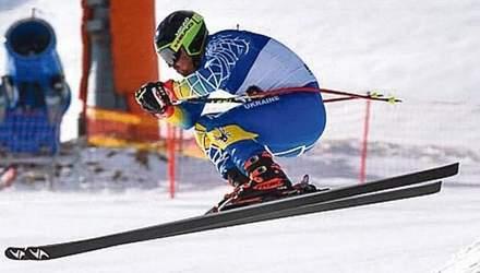 Український гірськолижник Іван Ковбаснюк дебютував на Олімпійських Іграх