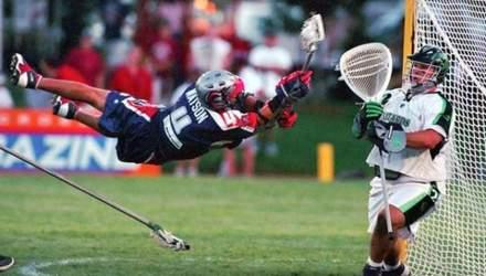 Спорт IQ. Древний индейский вид спорта появился и в Украине: как играть в лакросс