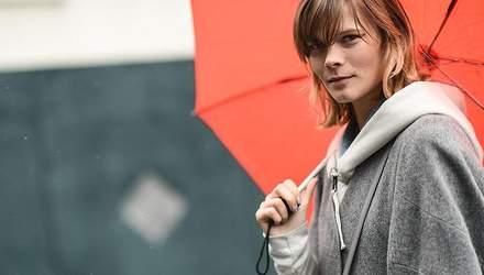 Украинская модель представила новую коллекцию от Prada в рамках Недели моды в Милане: яркие фото