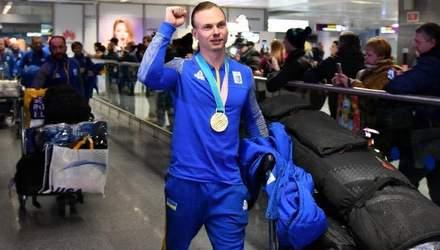 То мій друг по спорту, – Абраменко повернувся в Україну і розповів про обійми з росіянином