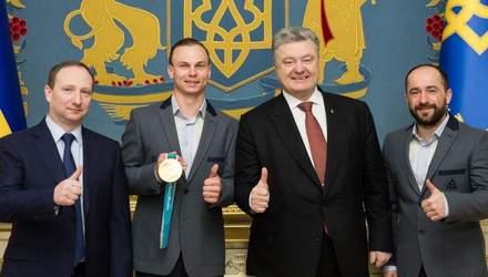 Олімпійський чемпіон Абраменко отримав цінні подарунки від Президента: відомі деталі