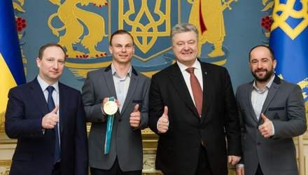 Олимпийский чемпион Абраменко получил ценные подарки от Президента: известны детали