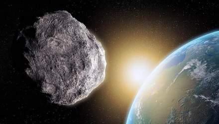 Ученые заявили, что мимо земли пролетит немалый астероид