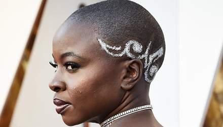 Оскар-2018: фото лучших причесок и макияжей