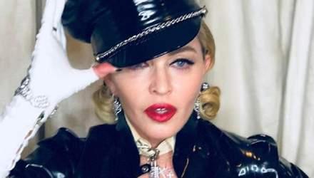 """Мадонна """"засвітила"""" груди на церемонії """"Оскар"""": фото"""