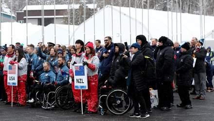 9 березня стартує зимова Паралімпіада у південнокорейському Пхьончхані
