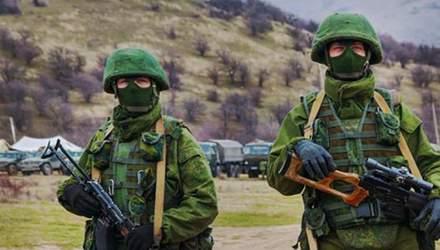 """Аннексия Крыма: почему украинские военные не открывали огонь по """"зеленым человечкам"""""""